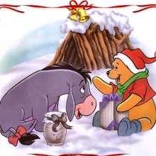 Fondo de pantalla : Fondo de Navidad WINNIE