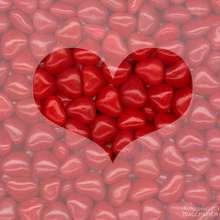 Fondo de pantalla : Dulces de corazones