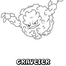 Pokemon Graveler