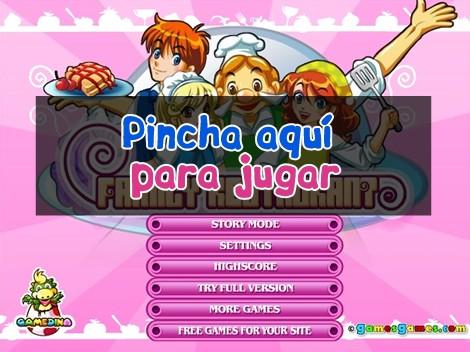 Juegos de cocina para aprender juegos de cocinar jugando - Juegos para aprender a cocinar ...