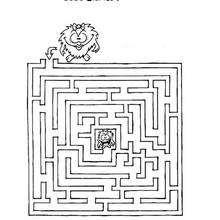 BICHOS juego de laberinto dificil - Juegos divertidos - Juegos de LABERINTOS - Laberintos DIFICILES