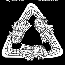 Dibujo para colorear QUETZ RECICLA - Dibujos para Colorear y Pintar - Dibujos para colorear PERSONAJES - Dibujos para colorear y pintar PERSONAJES - Dibujos para colorear  - La Casa Del Mostro