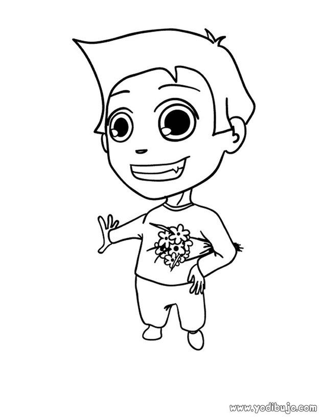 Dibujos Para Colorear Dia De La Madre Hijo Es Hellokids Com