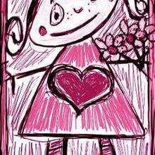 Ilustración : Dibujo del dia de la madre de Berenice (Mexico)
