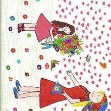 Ilustración : Dibujo del dia de la madre de Ema