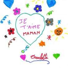 Dibujo de Charlotte Reinhardt (Francia) - Dibujar Dibujos - Dibujos infantiles para IMPRIMIR - Dibujos DIA DE LA MADRE para imprimir - Dibujos de niños de 4 a 6 años DIA DE LA MADRE