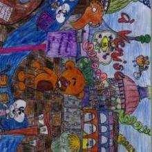 Dibujo dia de la madre de Jenna Delamare  - Dibujar Dibujos - Dibujos infantiles para IMPRIMIR - Dibujos DIA DE LA MADRE para imprimir - Dibujos de niños de más de 10 años DIA DE LA MADRE