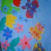 Dibujo dia de la madre Jorge Frontini (España) - Dibujar Dibujos - Dibujos infantiles para IMPRIMIR - Dibujos DIA DE LA MADRE para imprimir - Dibujos de niños de 4 a 6 años DIA DE LA MADRE