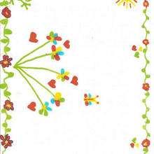 Dibujo del dia de la madre de Laura - Dibujar Dibujos - Dibujos infantiles para IMPRIMIR - Dibujos DIA DE LA MADRE para imprimir - Dibujos de niños de 4 a 6 años DIA DE LA MADRE