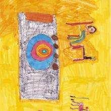 Ilustración : Dibujo del dia de la madre de Leonie (Francia)