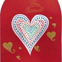 Dibujo del dia de la madre de Leticia (Francia) - Dibujar Dibujos - Dibujos infantiles para IMPRIMIR - Dibujos DIA DE LA MADRE para imprimir - Dibujos del DIA DE LA MADRE por niños de 7 a 10 años