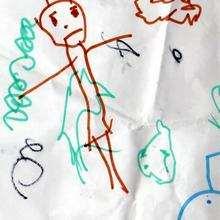 Loeiza Bandeira Vigo (España) - Dibujar Dibujos - Dibujos infantiles para IMPRIMIR - Dibujos DIA DE LA MADRE para imprimir - Dibujos de niños de 1 a 3 años DIA DE LA MADRE