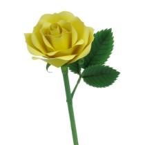 rosa-amarilla-manualidades-dia-madre