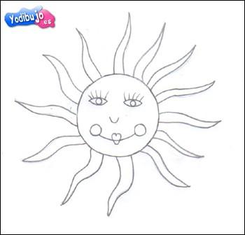 dibujo-dibujar-sol-hembra