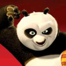 oso panda, Dibujos para colorear KUNG FU PANDA PELICULA
