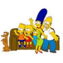 Los Simpsons, Dibujos para pintar LOS SIMPSON gratis