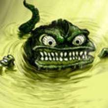 monstruo, Cuentos de Halloween