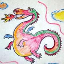 Dibujar personajes de cuentos