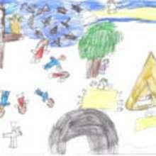 4-6 años, Dibujos SEMANA SANTA