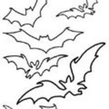 Plantillas para Halloween - HALLOWEEN manualidades - Manualidades para niños