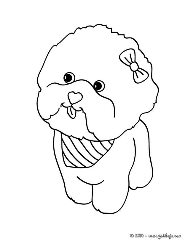 cottonelle dog coloring pages - photo#19