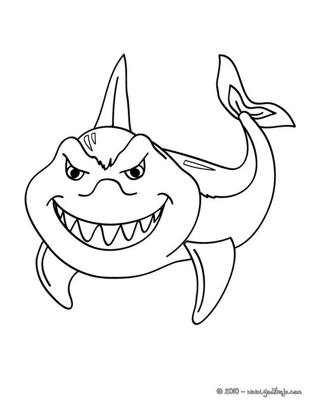 Dibujos para colorear estrella de mar - es.hellokids.com