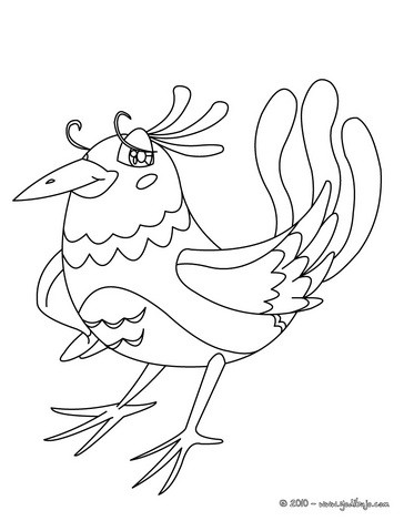 Dibujos para colorear pajarita - es.hellokids.com