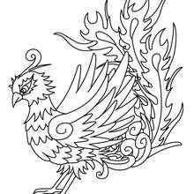 Dibujo de PAVO REAL - Dibujos para Colorear y Pintar - Dibujos para colorear ANIMALES - Dibujos AVES para colorear - Dibujo para colorear PAVO REAL