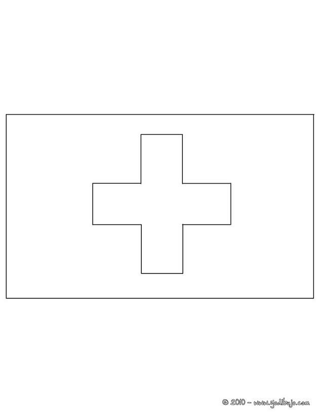 Dibujos para colorear bandera inglaterra - es.hellokids.com