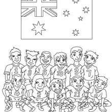 EQUIPO AUSTRALIA