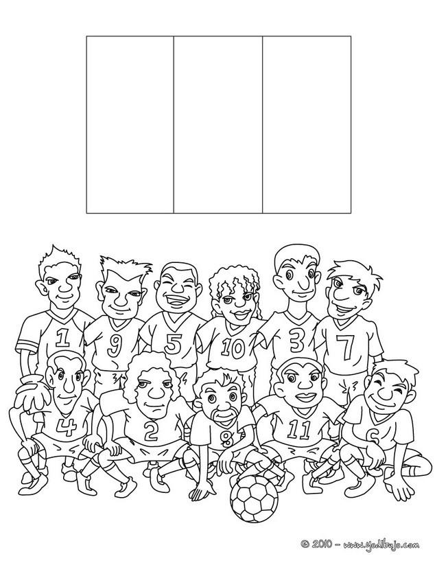 Dibujos Para Colorear Equipo Costa De Marfil Eshellokidscom