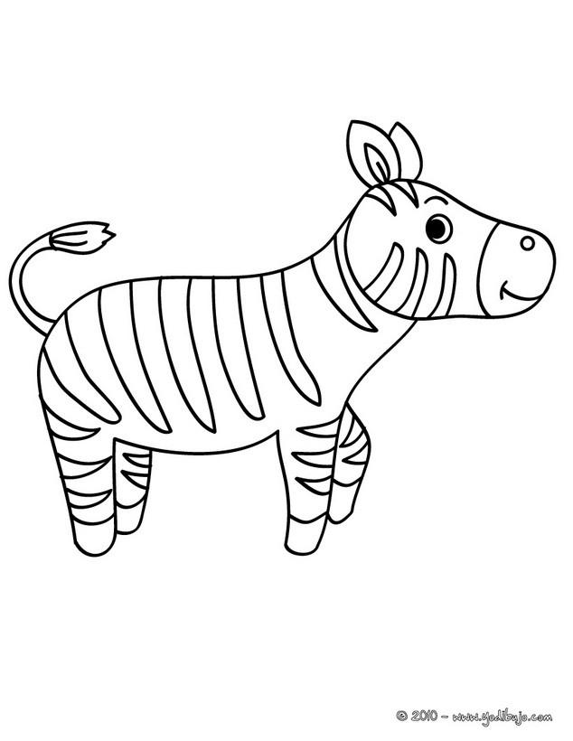 Dibujos ANIMALES DE LA SABANA para colorear - 37 dibujos de animales ...