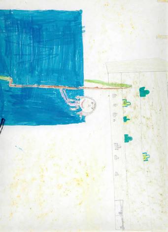 Deporte (Alberto Souto, 9 años)