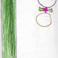 Gimnasio (Angel Rodriguez, 9 años)