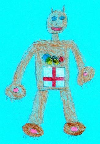 Deportista olimpico (david Bermudez, 9 años)