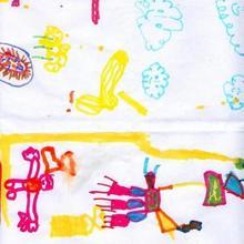 Pruebas olimpicas (Eric Barcia, 5 años)