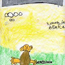Son olimpicos (Ines Varela, 4 años) - Dibujar Dibujos - Dibujos de NIÑOS - Dibujos de DEPORTES - Dibujos de los juegos olimpicos del CEIP Francisco Vales Villamarin - Betanzos
