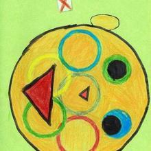 Juegos olimpicos 2012 (Juan Entoima, 10 años) - Dibujar Dibujos - Dibujos de NIÑOS - Dibujos de DEPORTES - Dibujos de los juegos olimpicos del CEIP Rosalia Castro - O Grove