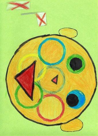 Juegos olimpicos 2012 (Juan Entoima, 10 años)