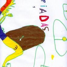 Olimpiadas 2012 ( Juan Vazquez, 5 años)