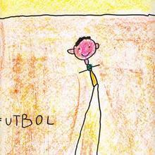 Son olimpicos (Lucia Fernandez, 4 años) - Dibujar Dibujos - Dibujos de NIÑOS - Dibujos de DEPORTES - Dibujos de los juegos olimpicos del CEIP Francisco Vales Villamarin - Betanzos