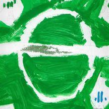 Ilustración infantil : Estadio de futbol (Manuela Fraga, 8 años)
