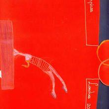 Gimnasia viga de equilibrio (Mara Otero, 8 años) - Dibujar Dibujos - Dibujos de NIÑOS - Dibujos de DEPORTES - Dibujos de los juegos olimpicos del CEIP Alvaro Cunqueiro - Mondoleño