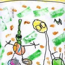 Son olimpicos (Mario Quintela Fdez, 4 años)