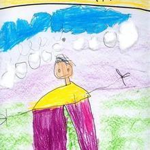 Son olimpicos (Mario Quintela Rodriguez, 4 años) - Dibujar Dibujos - Dibujos de NIÑOS - Dibujos de DEPORTES - Dibujos de los juegos olimpicos del CEIP Francisco Vales Villamarin - Betanzos