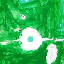 Porteria  de futbol (Manuela Fraga, 8 años)
