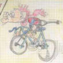Dibujos de los juegos olimpicos del CEIP Santa Maria do Castro - Boiro