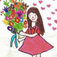Dibujos DIA DE LA MADRE para imprimir - Dibujos infantiles para IMPRIMIR - Dibujar Dibujos