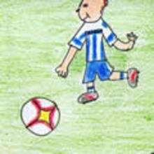 Dibujos de los juegos olimpicos del CPI Pecalama - Tordoia (A Coruña)