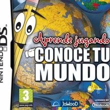Aprende Jugando Conoce tu Mundo - Nintendo DS - Juegos divertidos - CONSOLAS Y VIDEOJUEGOS